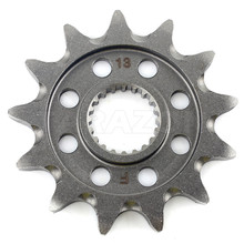 Stainless steel motorcycle shine sprocket chain kits for honda