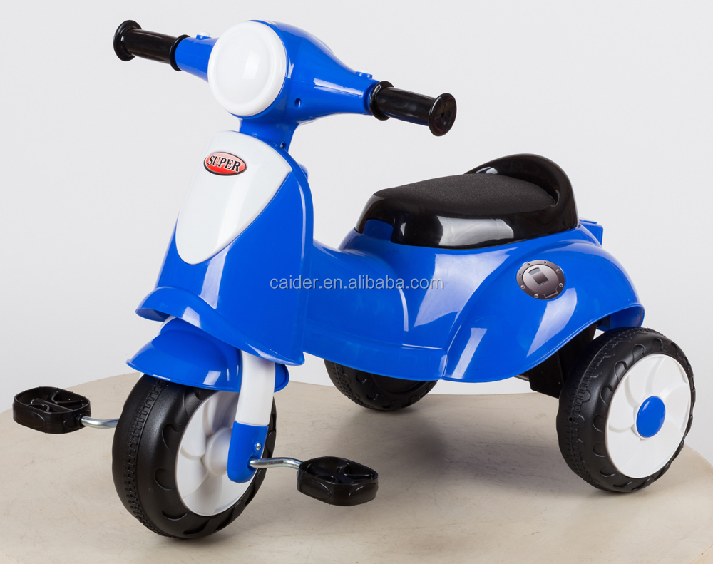 Colorful electric motor tricycle, children tricycles motorcycle, kids motorized motorcycles
