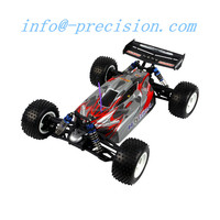 Chinese-made toys high-speed 1:10 scale model of RC nitro car/remote control car dedicated track model