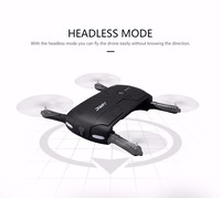 Cheapest Children RC Toy Upgrading JJRC H37 elfie drone 2.4G 6Axis wifi mini selfie drone HD Wifi camera 2MP VS Dobby Drone
