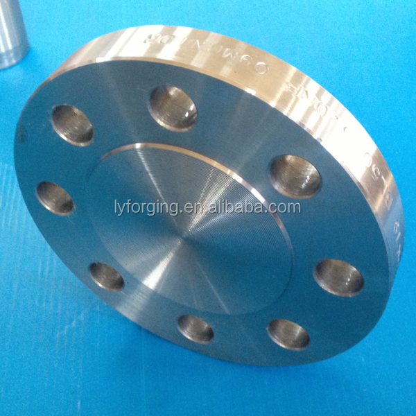 RTJ blind flanges class 300 600 900 1500