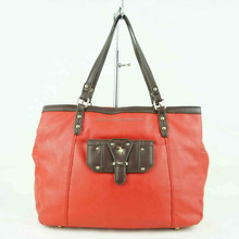 Most popular fashion desinger woman handbag stylish PU leather lady handbag