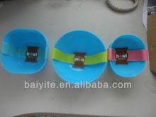 wholesale plastic soup bowl for houseware