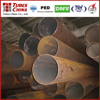 Seamless steel fluid transmission pipe