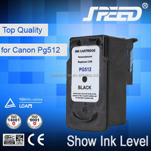 Refilled Ink Cartridge for Canon Pixma for Canon 512 513