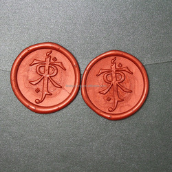 The Lord of the Rings wax seal stamp Australia Tolkien stamps