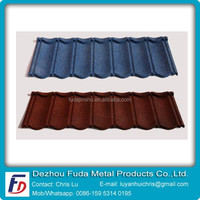 Best Selling Products/Construction Material/Nigeria Stone Coated Metal Roof Tile