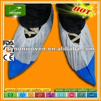 nonwoven SPP/PE coating overshoes