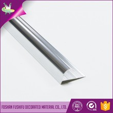 High quality ceramic floor tile chorme edging tile trim aluminum strip