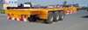 New design 53ft flat bed semi trailer/container chassis