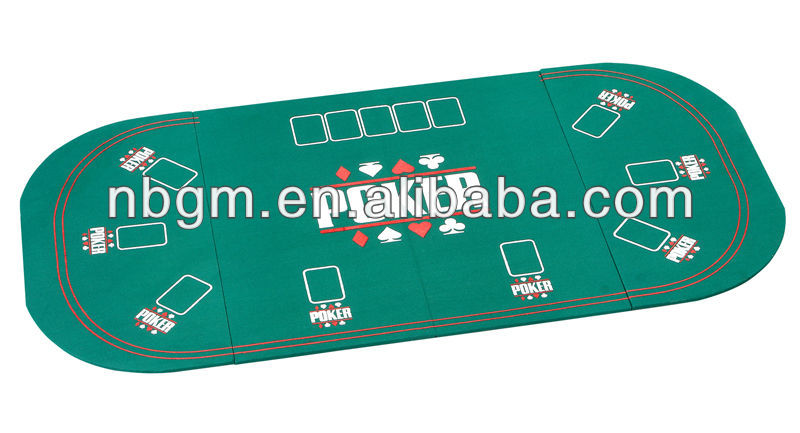 4 Foldable Poker Table Top/casino table top
