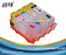 Use for hp deskjet 4615 4625 3525 printer 685 Refill ink cartridge with Reset chip