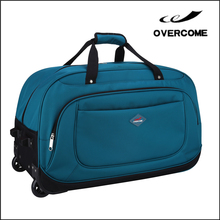2016 new fashion men sport bag trolley travel bag