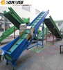pet bottle sorting conveyor/Waste Sorting Conveyor for recycling