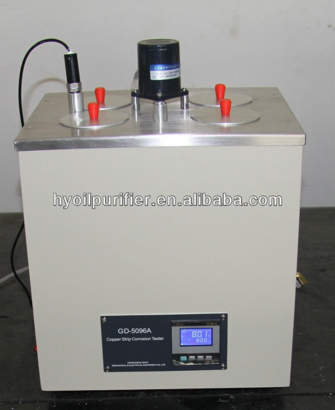 GD-5096A ASTM D130 Copper Corrosion Test for Automotive gasoline/Aviation Gasoline