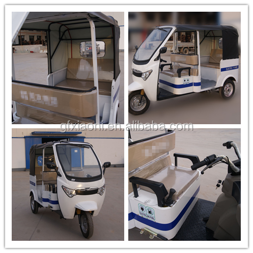 BEST EXCELLENT ELECTRIC TRICYCLE,RICKSHAW,TUKTUK FOR AFRICA KOLKATA GUJARAT