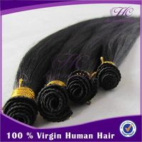 Hot sale in brazil natural virginia remy hair