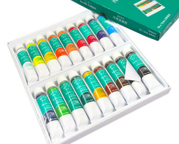 18colors Acrylic Paints Nail Art Paint For Nails Draw & Painting flowers Beauty Products High Quality Accessory Wholesale 275
