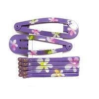 Girl Hair clip snap Flower Kid Toddler Baby Bulk set Lots