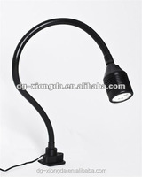 LED gooseneck hold