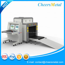 airport x ray baggage scanner machine