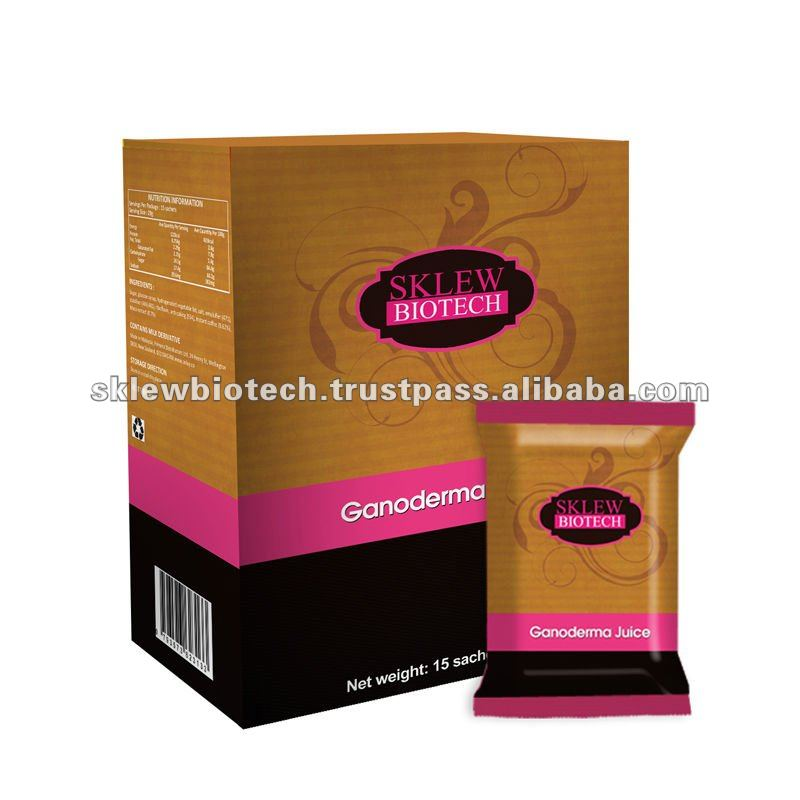 Ganoderma Fruit Juice Powder - Contract Manufacturing / Private Label