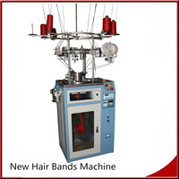 New Hair Bands Making Machine
