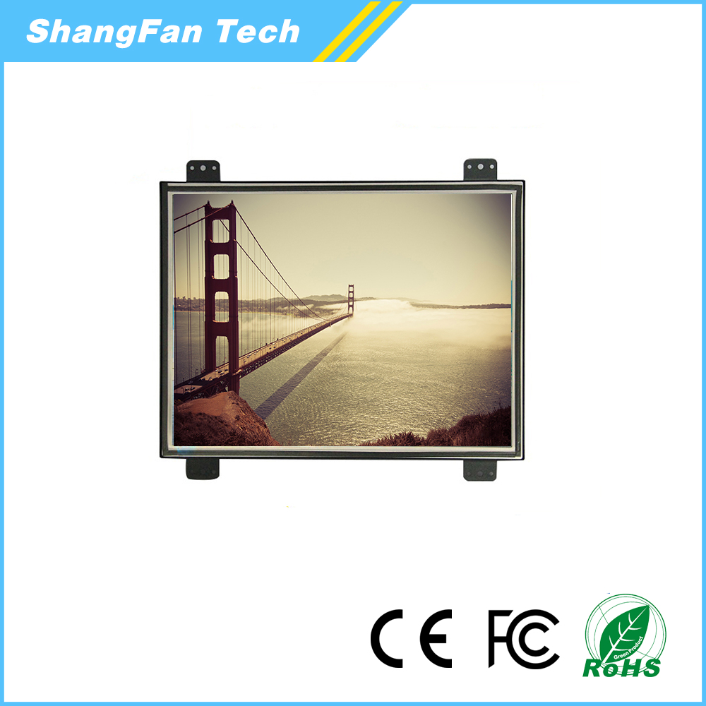 OEM/ODM Supply 7 8 10 11.6 12 14 15.6 17 Inch Customized Open Frame Lcd Monitor