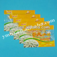 frozen food packaging pouch bag