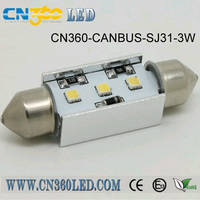 SAMSUNG chip LED canbus festoon 36mm bulbs use for License Plate Light,Reading light