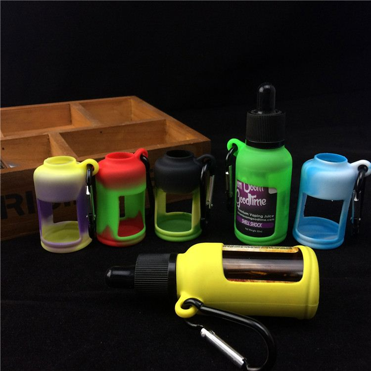Christmas gift distributor opportunities new vape mod e-cig disposable drip tip Silicone Case with Clip
