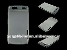 TPU cover for Motorola XT910 mobilephone case