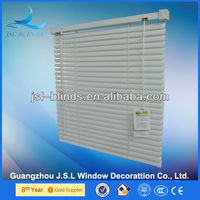 High quality security Window blinds/PVC venetian blinds
