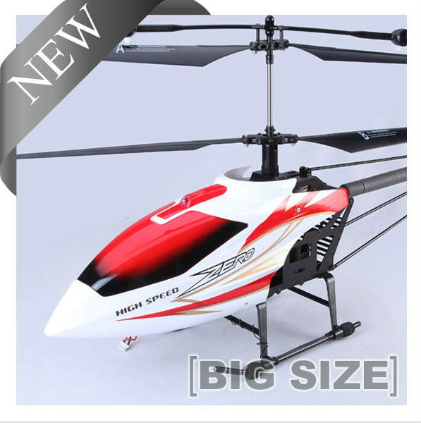The Biggest RC Helicopter 120CM 3.5ch bigest metal helicopter w/gyro K6