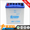 KING POWER Rechargeable Lead Acid Dry charged Auto battery 12V35AH NS40ZLS car battery