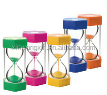 Large /small/Mini Decorative colorful sand timer hourglass