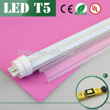 High luminous flux pink tube led t8 for meat counter