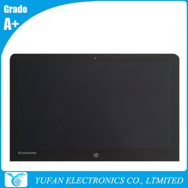 00HT560 FHD Laptop LCD Touch Screen W/Bezel for Lenovo LP140WF3(SP)(D1) for Yoga S3 14