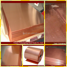 Decoration Roofing Copper Sheet Red Copper Plate