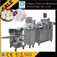 2015 Multifunctional high quality crystal steam stuffed bun machine