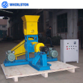 small capacity catfish feed pellet machine