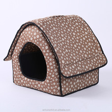 Wholesale plush puppy cats cheap dog house