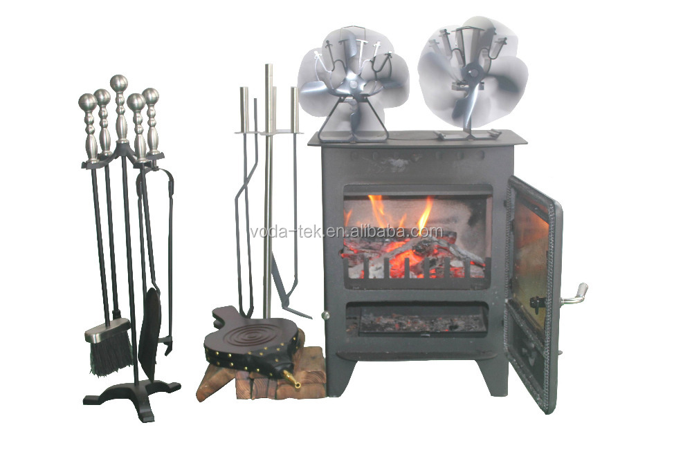 Stove Top Fan For Wood Log Coal Fire Burner - Buy Eco Stove Top Fan ...