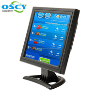 OEM 15inch 4: 3 Square LCD Monitor/ 15 inch hdmonitor Product laptop