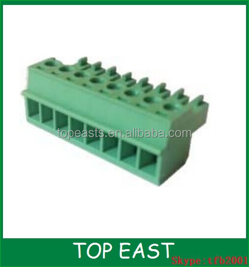 2 Pin-24Pin PLUGGABLE TERMINAL BLOCKS 3.5mm Pitch UL IEC