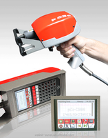 SIC Marking E1-P63C Marking System, USER-FRIENDLY portable dot pin marking machine, Portable - Dot peen