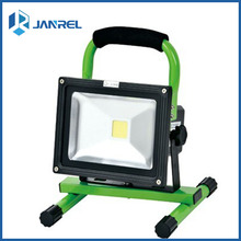 Outdoor Lighting 10W led floodlight LED hand-held portable rechargeable emergency lights