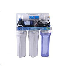 2017high quality of the Reverse Osmosis home filter housing direct drinking water purifier ro filter