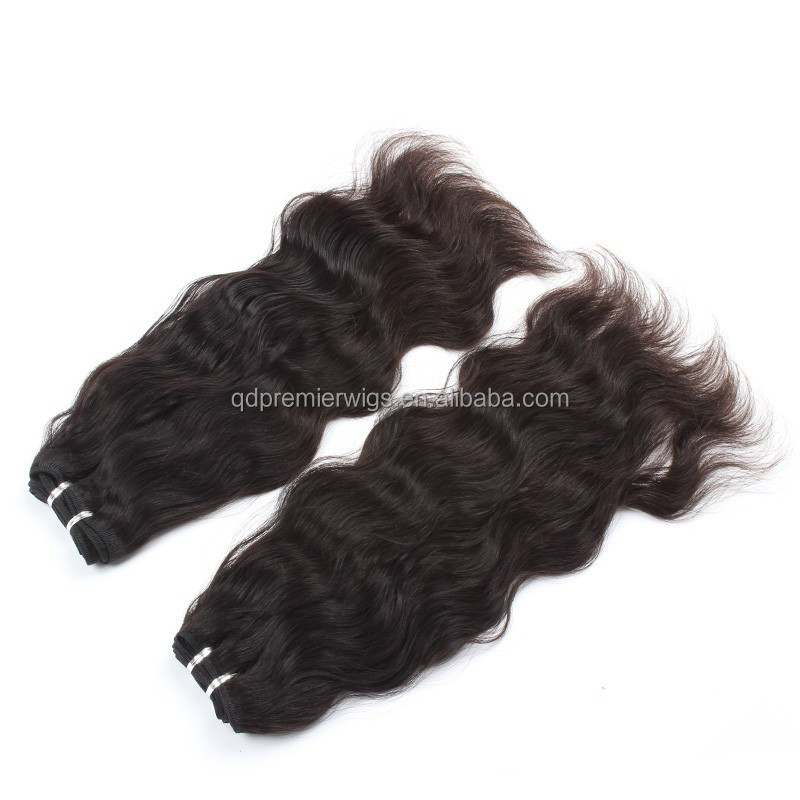 mink quality raw brazilian hair remi with factory price