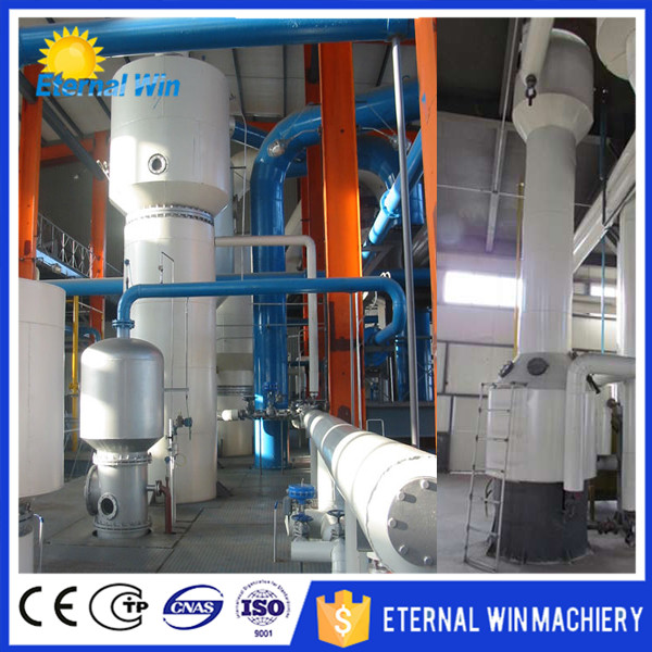 machine for sunflower seed oil/sunflower oil production line